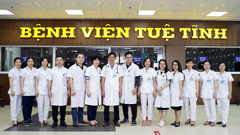 Khoa Châm cứu, Bệnh viện Tuệ Tĩnh - niềm tin của bệnh nhân