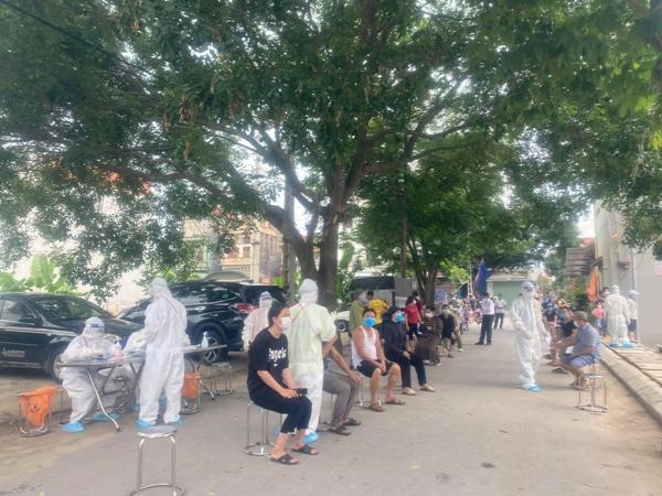 Học viện Y Dược học cổ truyền Việt Nam: Lên đường chi viện, kêu gọi kết nối và sẻ chia với tâm dịch tỉnh Bắc Giang