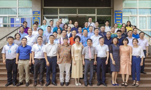 Sở Khoa học và Công nghệ Quảng Tây, Trung Quốc đến thăm và làm việc với Học viện