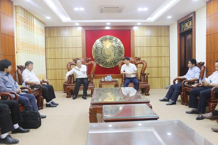 UBND tỉnh Hưng Yên: Sớm triển khai Dự án cơ sở 2 Học viện Y Dược học cổ truyền Việt Nam