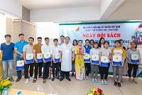 Học viện Y Dược học cổ truyền Việt Nam tổ chức Ngày hội đọc sách 2019