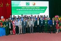 """Học viện Y Dược học cổ truyền Việt Nam tổ chức hội thảo """"Cập nhật điều trị kết hợp hai nền y học trong bệnh lý gan mật"""""""