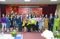 Lễ trao tặng huy hiệu 30 năm tuổi Đảng