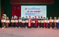 Học viện YDHCT Việt Nam tổ chức Lễ tốt nghiệp và trao bằng cho 755 bác sĩ chuyên ngành Y học cổ truyền, Dược sĩ Đại học  và Bác sĩ y học cổ truyền liên thông chính quy