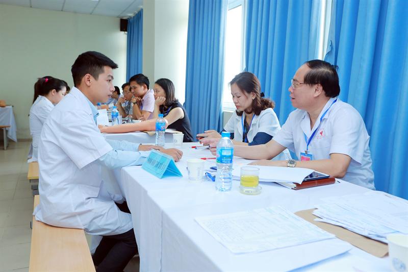 Học viện YDHCTVN tổ chức thi Học phần chuyên môn tổng hợp năm 2019