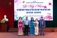 Học viện Y Dược Học cổ truyền Việt Nam tổ chức lễ Mít tinh kỷ niệm ngày 20/10