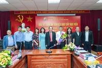 Lễ bảo vệ luận án Tiến sĩ y học cấp Học viện của Nghiên cứu sinh Phạm Thanh Tùng