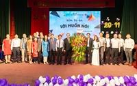 """Đêm tri ân """"Lời muốn nói"""" chào mừng Ngày nhà giáo Việt Nam 20/11"""