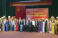 Học viện Y Dược học cổ truyền Việt Nam kỷ niệm Ngày Nhà giáo Việt Nam 20/11