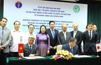 Cơ hội cho sinh viên Y Dược Việt Nam được nhận học bổng toàn phần và làm việc tại Nhật Bản