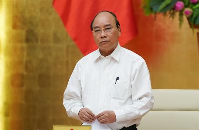 Thủ tướng chỉ đạo quyết liệt phòng chống dịch bệnh COVID-19