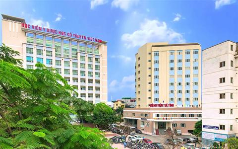 Bệnh viện Tuệ Tĩnh - Đổi mới và phát triển