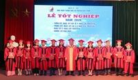 Học viện YDHCT Việt Nam tổ chức Lễ tốt nghiệp và trao bằng Tiến sĩ, Thạc sĩ, Bác sĩ CKI, CKII,  bác sĩ  YHCT, Dược sĩ và Bác sĩ y học cổ truyền hệ liên thông chính quy