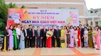 Học viện Y-Dược học cổ truyền Việt Nam tổ chức tri ân nhà giáo 20/11