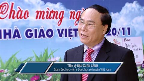 Chào mừng Ngày nhà giáo Việt Nam 20-11: Gặp mặt giảng viên thỉnh giảng