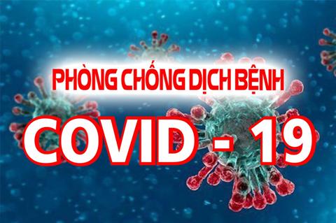 Tăng cường Công tác phòng, chống dịch bệnh COVID - 19 trong trường học, ký túc xá