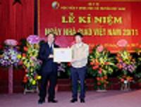 Học viện Y Dược học cổ truyền Việt Nam long trọng kỷ niệm ngày Nhà giáo Việt Nam 20-11