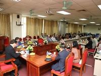 Gặp mặt cán bộ hưu trí Học viện Y Dược học cổ truyền Việt Nam nhân dịp Xuân Canh Tý 2020