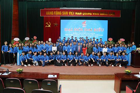 Đại hội đại biểu Đoàn TNCS HCM HVYDHCT VN lần thứ VI,  nhiệm kỳ 2019 - 2022