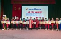 Học viện Y Dược học cổ truyền Việt Nam tổ chức Lễ tốt nghiệp và trao bằng cho 755 bác sĩ chuyên ngành Y học cổ truyền, Dược sĩ và bác sĩ y học cổ truyền liên thông chính qu