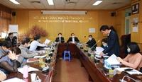 Học viện Y Dược học cổ truyền Việt Nam tổ chức lễ bàn giao công việc
