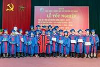 Học viện Y Dược học cổ truyền Việt Nam tổ chức Lễ bế giảng và trao bằng tốt nghiệp năm 2018