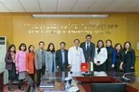 Học viện Y Dược học cổ truyền Việt Nam hợp tác đưa bác sĩ Y học cổ truyền sang làm việc tại Bulgaria và châu Âu