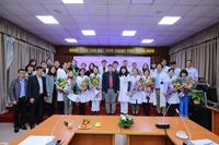 Học viện YDHCT Việt Nam công bố và trao Quyết định Giảng viên thỉnh giảng cho 27 bác sĩ Bệnh viện Thanh Nhàn