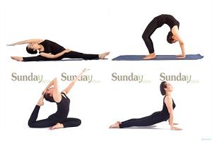 Mô tả của Yoga trong Ayurveda